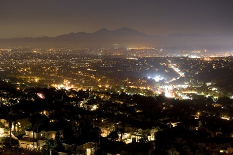 Laguna Niguel at Night (image by matt.herzog)