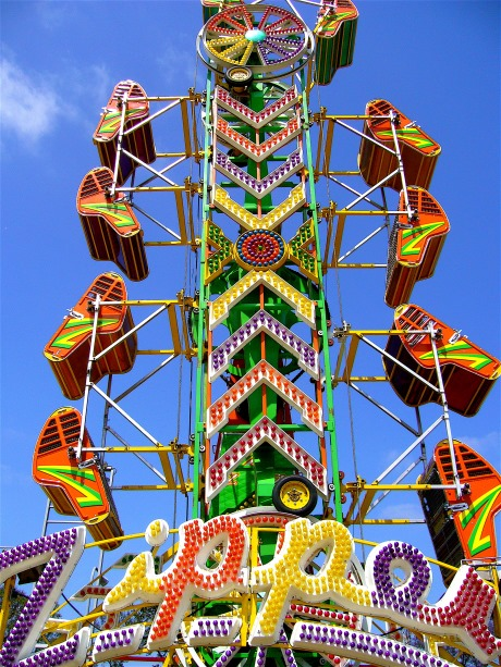 The Zipper at The Strawberry Festival - Courtesy of bflick