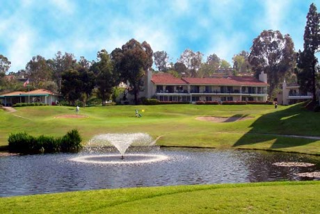 Play a round at Laguna Woods Golf Course
