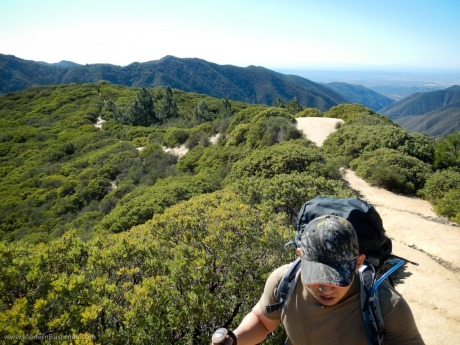 Enjoy the hiking trails of Trabuco Canyon