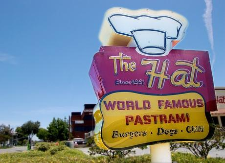 The Hat  ::  World Famous Pastrami