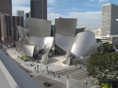 Moving music at Disney Concert Hall in Los Angeles -- courtesy of MargaretNapier