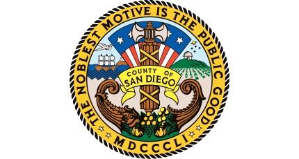 Seal of San Diego County
