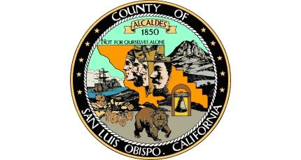 Seal of San Luis Obispo County