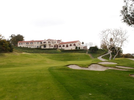 Riviera Country Club in Pacific Palisades | courtesy ys*