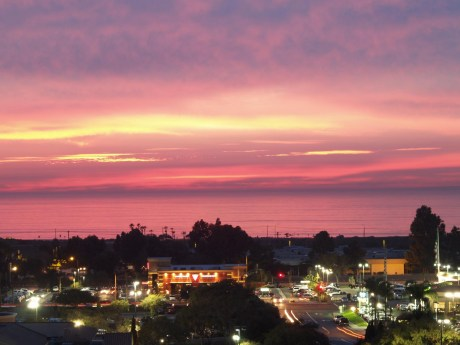 Carlsbad Sunset | courtesy les abeyta